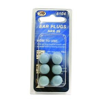 SAS Safety 6104 FOAM EAR PLUGS