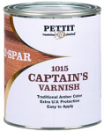 PETTIT Z-SPAR 1015 CAPTAINS VARNISH