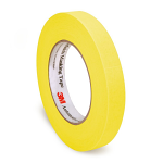 3M Automotive Refinish Yellow Masking Tape
