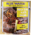 Blue Water Mega Gloss Alkyd