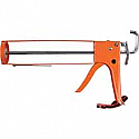 MERIT PRO SKELETON STOP DRIP HEX ROD CAULK GUN