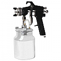 2.0mm Binks Style Siphon Feed Spray Gun & Paint Cup