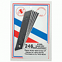 AES SNAP-BLADE REPLACEMENT BLADES